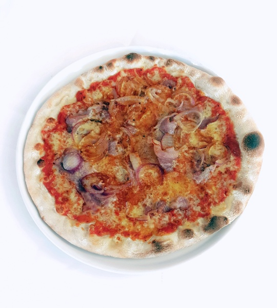 Pizza Lardo